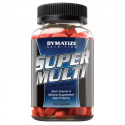 Mutlivitaminas Super Multi 120 Caps - Dyamtize