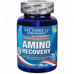 Recuperador Muscular Amino Recovery 120 Caps. - Victory Endurance