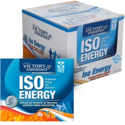 Iso Energy Sobres 30Gr - Victory Endurance