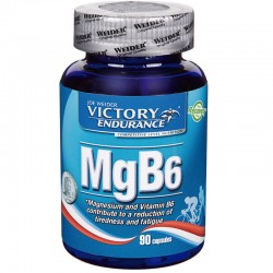 Mg B6 90 caps. - Victory Endurance