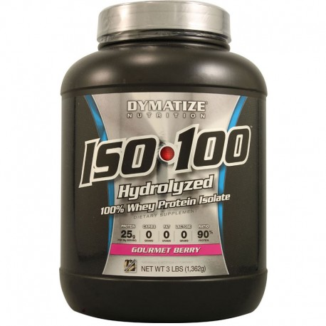 Proteinas Isolate Iso 100 5L. - Dymatize
