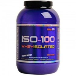 Proteinas Isolate Iso100 908Gr - Perfect Nutrition