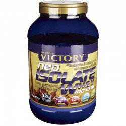 Proteinas Isoladas Isolate Whey 100 CFM 2,2 Kg. - Victory