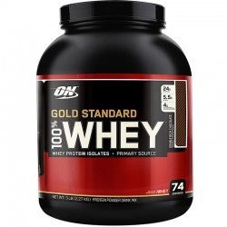 100% Whey Gold Standard - 2.3 Kg - Optimun Nutrition