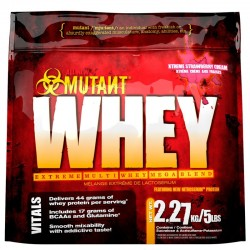 Proteinas Concentradas Mutant Whey 5Lb - Mutant
