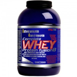 Complete Whey Fusion 8 - 2.267 Kg. - Perfect Nutrition