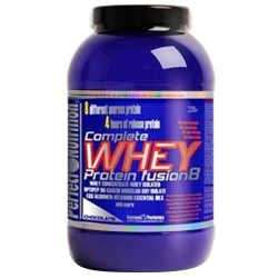 Proteinas Nocturnas Complete Whey Fusion 8 900 Gr. - Perfect Nutrition