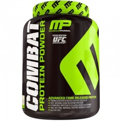 Proteinas Secuenciales Combat Protein Powder 1,8 Kg - MusclePharm