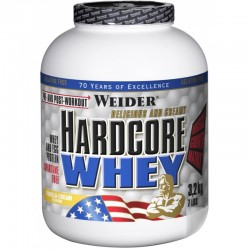 Carbohidratos Hardcore Whey 3,178 Kg - Weider