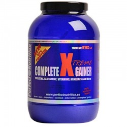 Complete X Gainer 1.5 Kg - Perfect Nutrition