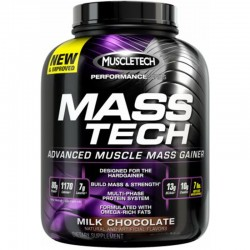 Carbohidratos Mass Tech Performance 3,2 Kg - Muscletech