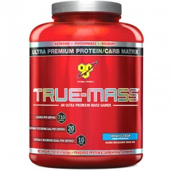 Carbohidratos True Mass 2,6 Kg - Bsn