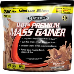 Premium Mass Gainer 5,44 Kg - Muscletech