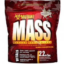 Carbohidratos Mutant Mass 5Lb - Mutant