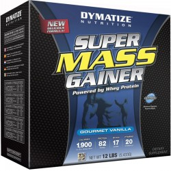 Carbohidratos Super Mass Gainer 12L - Dymatize