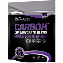Carbohidratos CarboX 500Gr - Bio Tech Usa
