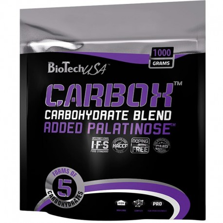 CarboX 500 Gr - Biotech Usa