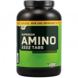 Super Amino 2222 320 Tabl. - Optimun Nutrition