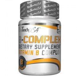 Vitaminas B Complex - Bio Tech Usa
