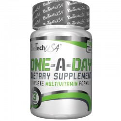 Multivitaminas One-A-Day 100 Comp.- Bio Tech Usa