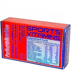 Sports Vitamins 60Cap. - Perfect Nutrition
