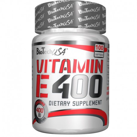 Vitamin E 400 - Bio Tech Usa
