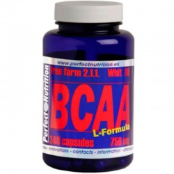 Bcaa free Form 2.1.1 - 240 Caps - Perfect Nutrition