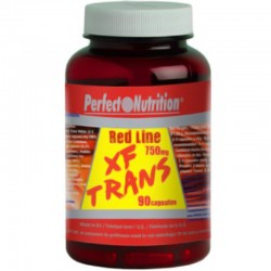 Quemadores de Grasa Fat Attack (XF Trans Red Line) - Perfect Nutrition Red Line