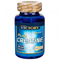 Pure Creatine 120 Cáps. - Victory