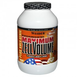 Voluminizador Muscular Maximum Zell Volume 2 Kg - Weider
