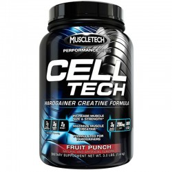 Voluminizador Muscular Cell-Tech Perfomance 1.4 Kg - Muscletech