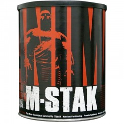 Pro Hormonal Animal M-Stak 21 Packs- Universal