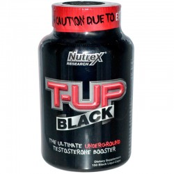 Pro Hormonales T-UP Black 150 Cáps - Nutrex