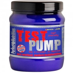 Test Pump 500 gr - Perfect Nutrition