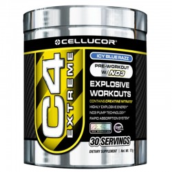 Pre Entrenos C4 Xtreme 30 Servings - Cellucor