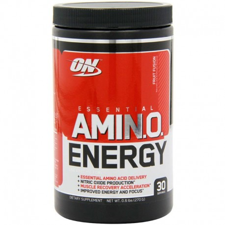 Aminoacidos Amino Energy 270 Gr de Optimum Nutrition