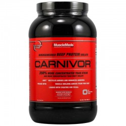 Proteinas Carnicas Carnivor 2Lb - Musclemeds