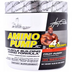 Amino Pump 243 GR - Jay Cutler Elite