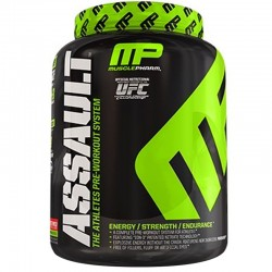 Pre Entrenos Assault 435 Gr - MusclePharm