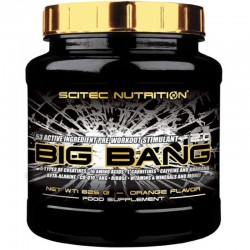 Pre Entrenos Big Bang 2.0 825Gr - Scitec Nutrition
