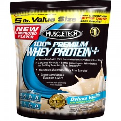 100% Premium Whey Protein 2,2 kg - Muscletech