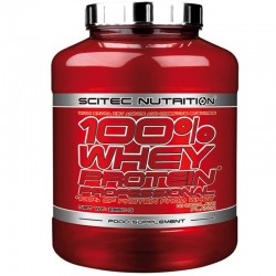 Proteinas Concentradas Whey Protein Professional 2350Gr - Scitec Nutrition