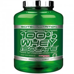 Whey Isolate 2Kg - Scitec Nutrition