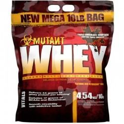 Proteinas Concentradas Mutant Whey 10 Lb - Mutant