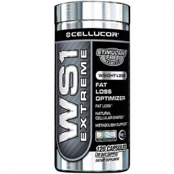 Quemagrasas WS1 Extreme 120 Caps - Cellucor