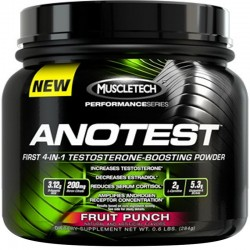 Pro Hormonal Anotest Performance 284 Gr - Muscletech