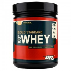Proteinas Concentradas 100% Whey Gold Standard 1Lb - Optimum Nutrition