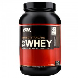 100% Whey Gold Standard 2 lb - Optimum Nutrition