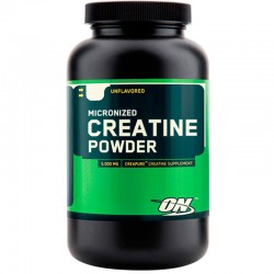 Creatina Monohidrato Powder 300Gr - Optimum Nutrition