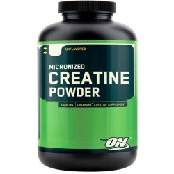 Creatine Powder 600 gr - Optimum Nutrition